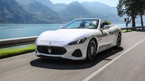 Maserati GranTurismo i GranCabrio - szlachetne GT