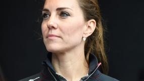 Księżna Kate w sportowym stylu