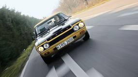 Ford Capri RS 2600: miał gonić Mustanga