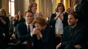 """Złota dama"": Helen Mirren jako Maria Altman, Ryan Reynolds jako Randol Schoenberg"