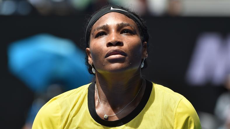 Nem kímélte Djokovicsot Serena Williams /Fotó: AFP