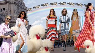 #RadzikowskaRadzi: Sielska moda w wielkim mieście