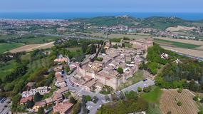 Najpiękniejsze włoskie miasteczko - Gradara