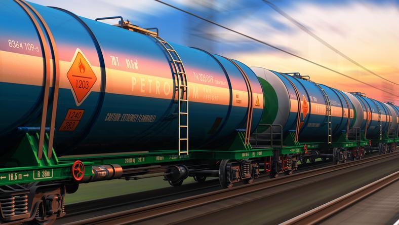 Ehhez hasonló tartályból szivárog a gáz / Fotó: Northfoto