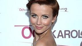 Katarzyna Zielińska promuje odzieżową markę