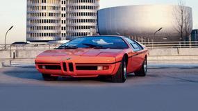 10 najwspanialszych BMW, które nie trafiły do produkcji