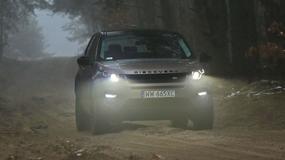 """Land Rover Discovery Sport - jakie czasy taka """"Dyskoteka"""""""