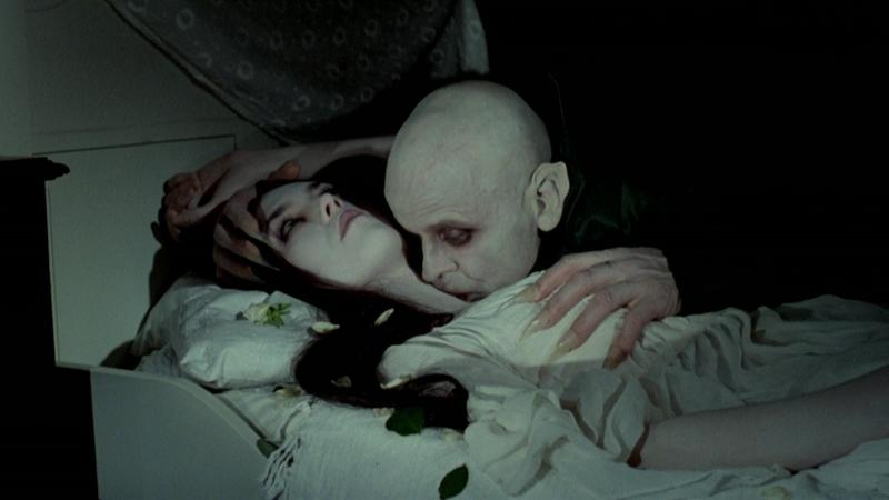 3. Nosferatu - symfonia grozy (reż. Friedrich Wilhelm Murnau, 1922) Nosferatu wampir (reż. Werner Herzog, 1979)