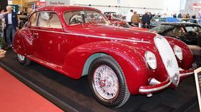 Alfa Romeo 6C 2500 S Touring: auto, którym uciekał Mussolini