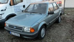 Ford Orion - klasyk dla początkującego kolekcjonera