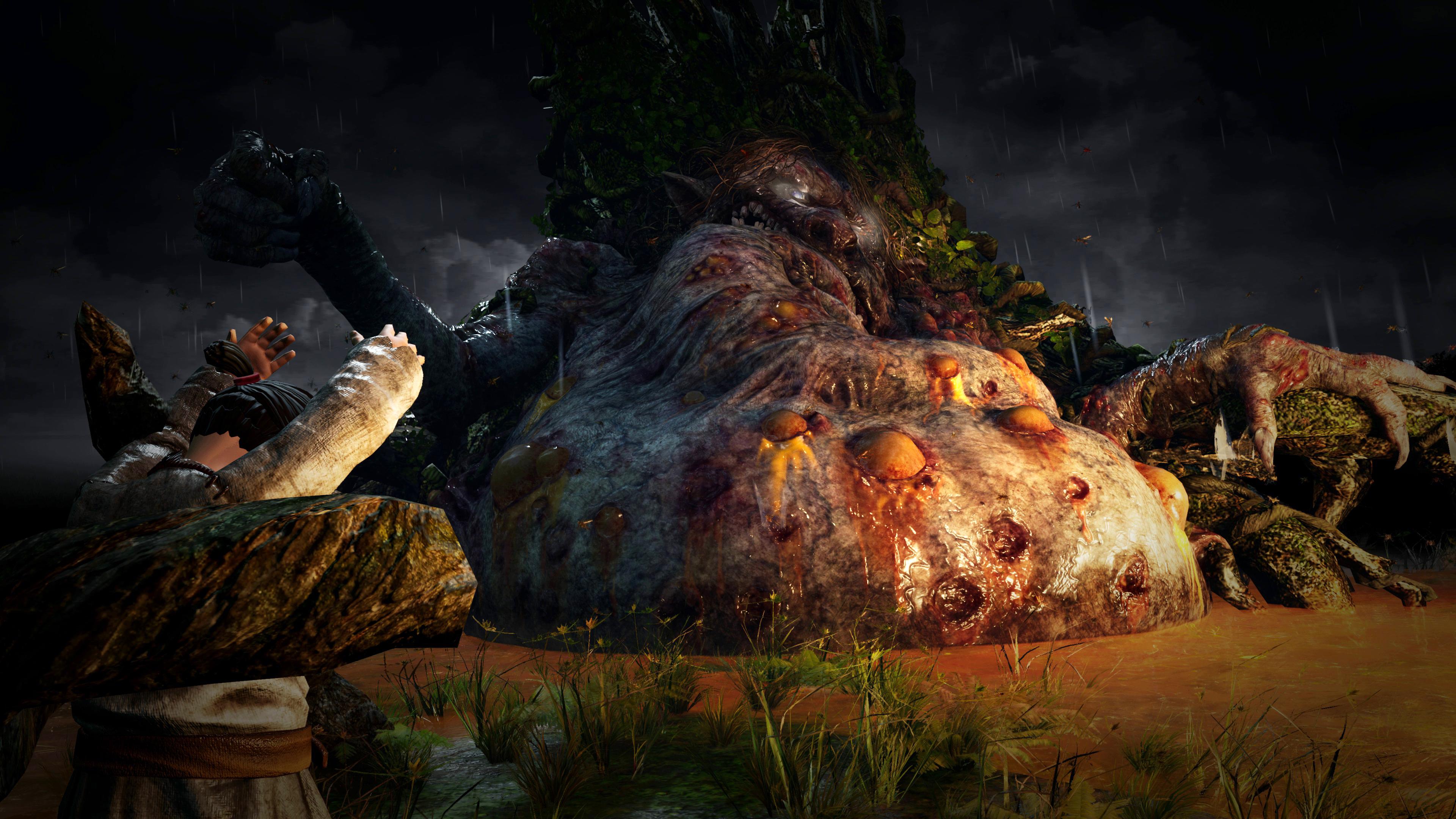 Oficiálne ukážky z hry Gord.