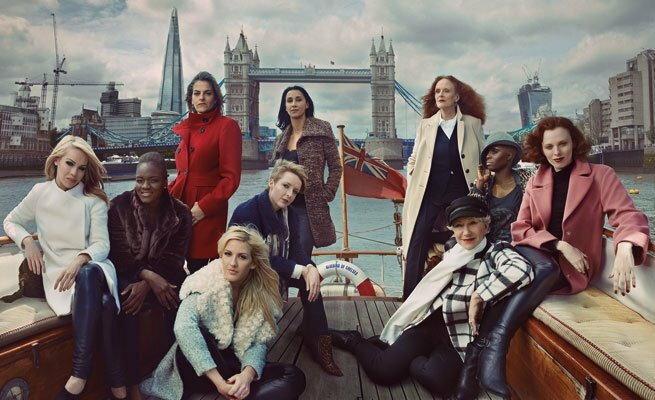 Marks&Spencer - Annie Leibovitz