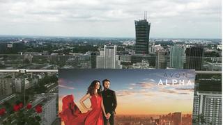 Karolina Malinowska i Olivier Janiak wystąpili w reklamie perfum