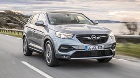 Opel Grandland X 2.0 CDTI Utlimate - dobrego początki