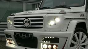 Mercedes G55K AMG A.R.T. G Streetline