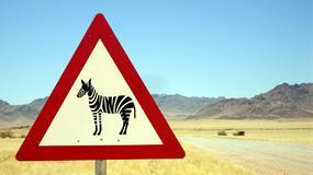 Namibia - Podstawowe informacje