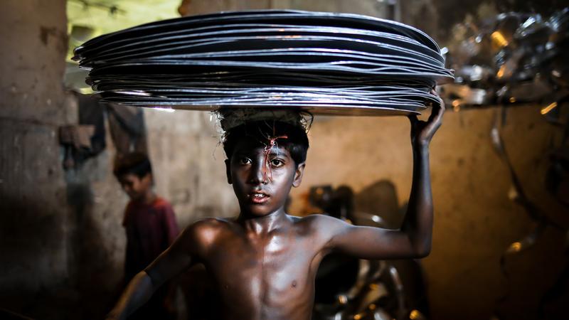 Gyermekmunka / Fotó:NORTHFOTO