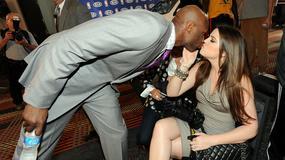 Khloe Kardashian i Lamar Odom po rozwodzie
