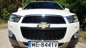Chevrolet Captiva: SUV nie tylko do zabawy