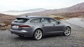 Jaguar XF Sportbrake – powrót kombi