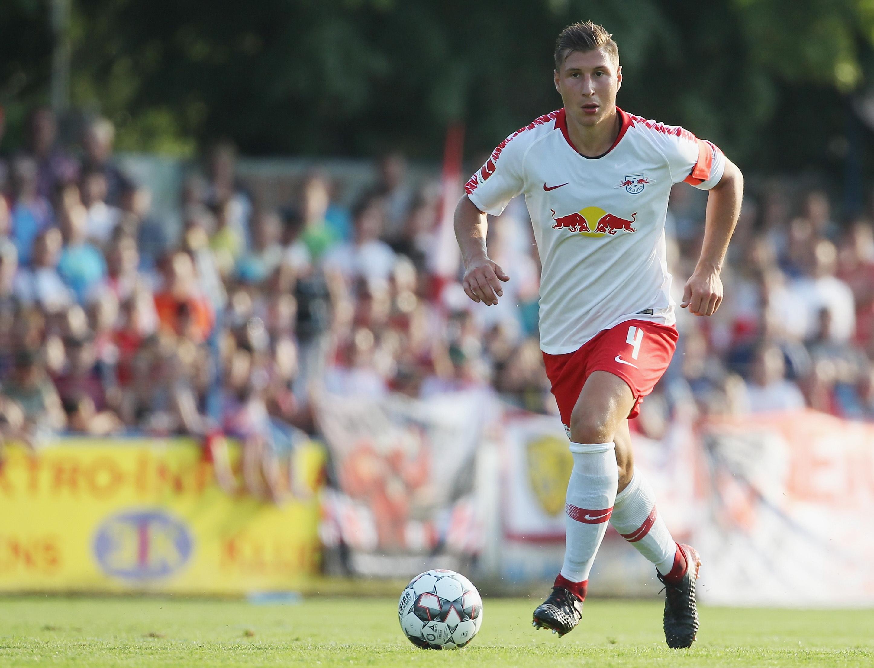 Angelino négy perc alatt duplázott, simán nyert az RB Leipzig a Basaksehir ellen