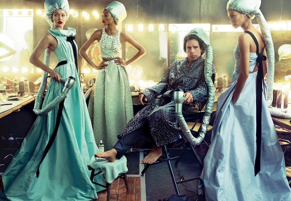 Zoolander/Vogue US