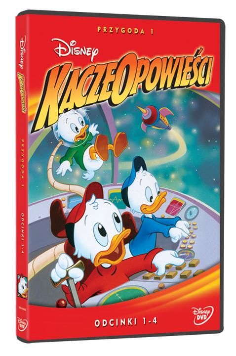 Kacze opowie�ci / DuckTales (1987-1990)  PL.DVDRip.H264-sy5ka.N0B0DY  /  Dubbing PL *dla EXSite.pl*