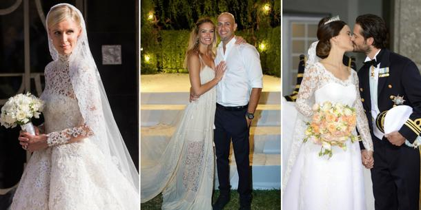 Najpiękniejsze śluby 2015