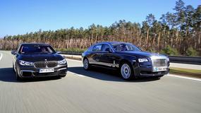 Rolls-Royce Ghost vs BMW M760 - jedno serce, dwa poziomy prestiżu