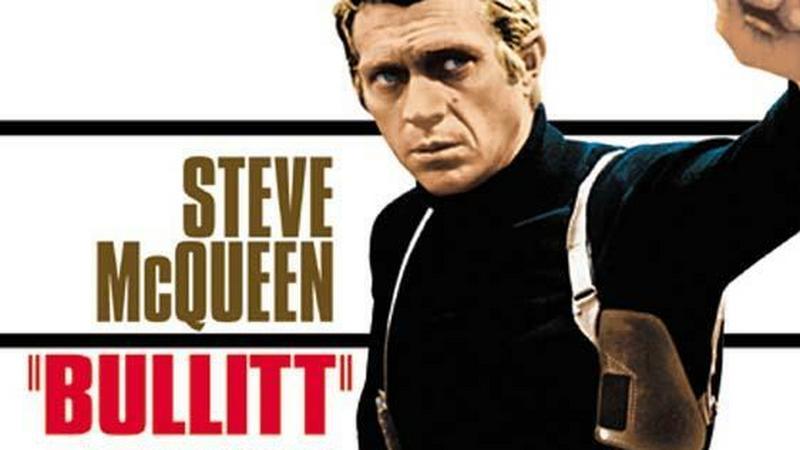 Bullitt - okładka DVD