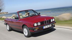 BMW E30 Cabrio - Czas na rekreację w klasycznym stylu