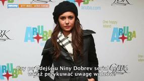 """Jak odejście Niny Dobrev wpłynie na """"Pamiętniki wampirów""""?"""