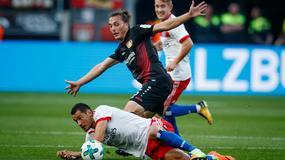 Starcie dwóch Borussii, lider gra w Wolfsburgu i poniedziałkowy mecz we Frankfurcie