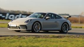 Porsche 911 GT3: 500 KM i napęd na tył