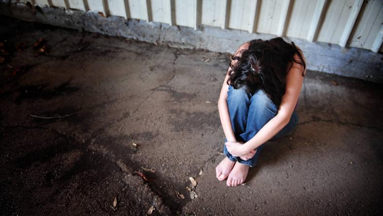 Ki tudja, mikorra heveri ki a lány az erőszakot és a megaláztatást (illusztráció) / fotó: Northfoto