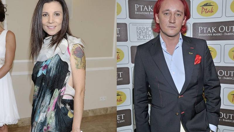 Michał Wiśniewski i Magdalena Femme / Fot. AKPA