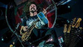 Foo Fighters: to głupota, że nie przyjechaliśmy do Polski wcześniej [ZDJĘCIA I RELACJA]