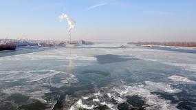 Obišli smo zaleđeni Dunav i zatekli NEVEROVATNE PRIZORE(FOTO i VIDEO)