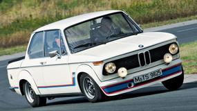 BMW 2002 Turbo:Klasyk pod ciśnieniem