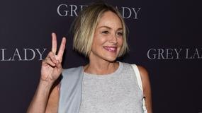 Sharon Stone do tej pory zachwycała wyglądem. Teraz zaliczyła wpadkę
