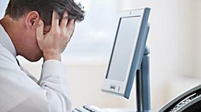 Osoby z depresją inaczej surfują w sieci