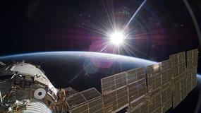 """NASA uczciła oscarową galę. Pokazali zdjęcia niczym kadry z filmu """"Grawitacja"""""""