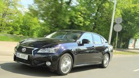 Test Lexusa GS 450h: czy warto kupować hybrydowe auto?