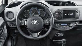 Toyota Yaris hybrid: 200 tys. w 3 lata