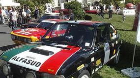 Forza Italia 2012: włoskie auta w Oborach