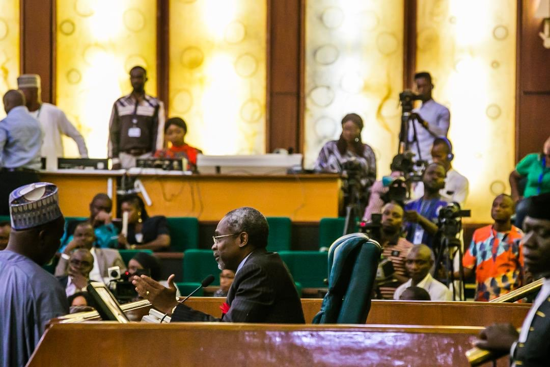 Speaker of the House of Representatives Honourable Femi Gbajabiamila [Twitter/@femigbaja]
