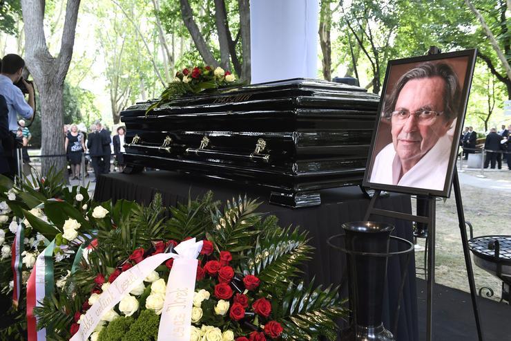 Kerényi Imre 75 éves volt - Fotó: MTI / Koszticsák Szilárd