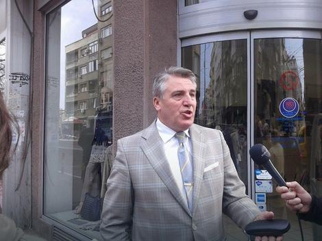 Ljuba Mitić, prijatelj Braislava Petkovića