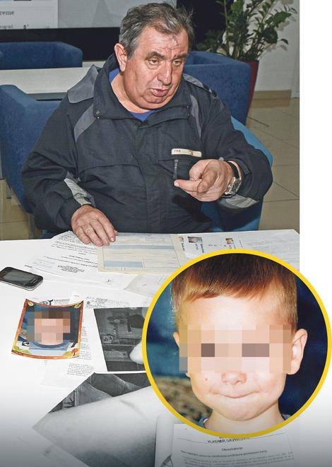 Bitka za dečaka: Deda mališana upozorava da je Simić nasilnik