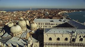 Wenecja: pogotowie na Placu św. Marka